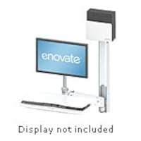 Enovate e997 Arm with eDesk & Wall Mount System, T-9D-00-00, 15920281, Wall Stations
