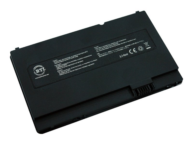 BTI Battery, Lithium-Ion, for HP Mini Voodo Envy, HP-1000, 10252973, Batteries - Notebook