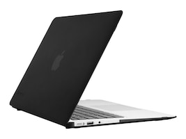Speck Seethru for MacBook Air 13, Onyx Black Matte, 71478-0581, 31303371, Carrying Cases - Notebook