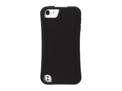 Griffin Survivor Slim Case for iPod Touch 5, Black, GB35896-3, 18472647, Carrying Cases - iPod