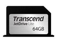 Transcend 64GB JetDrive Lite 360 Storage Expansion Card for 15 MacBook Pro with Retina Display
