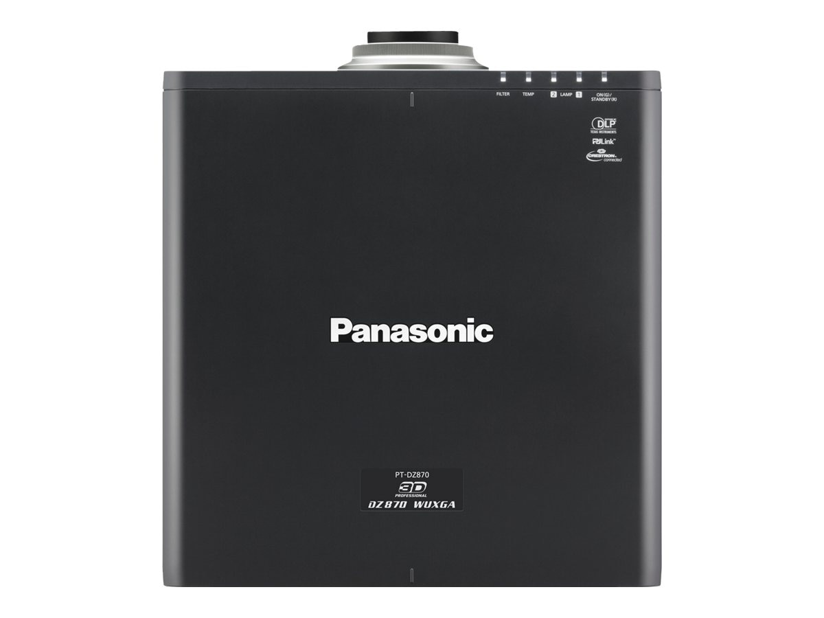 Panasonic PT-DZ870UK Image 3