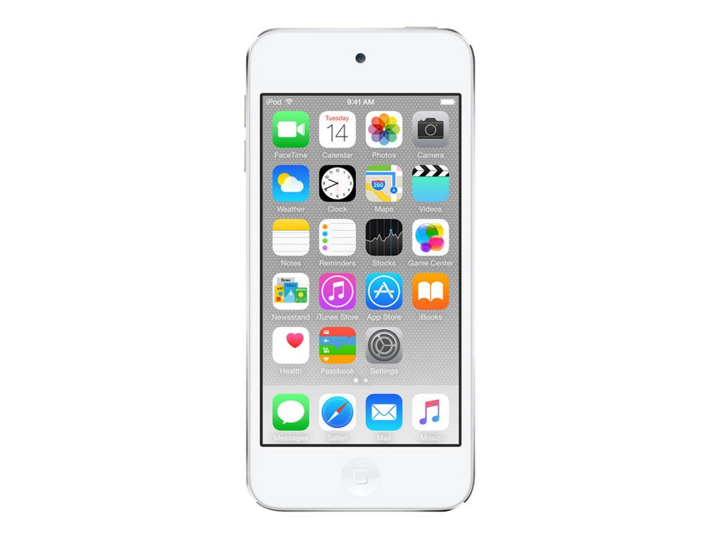 Apple 16GB iPod touch - Silver, MKH42LL/A, 26410323, DMP - iPod Touch