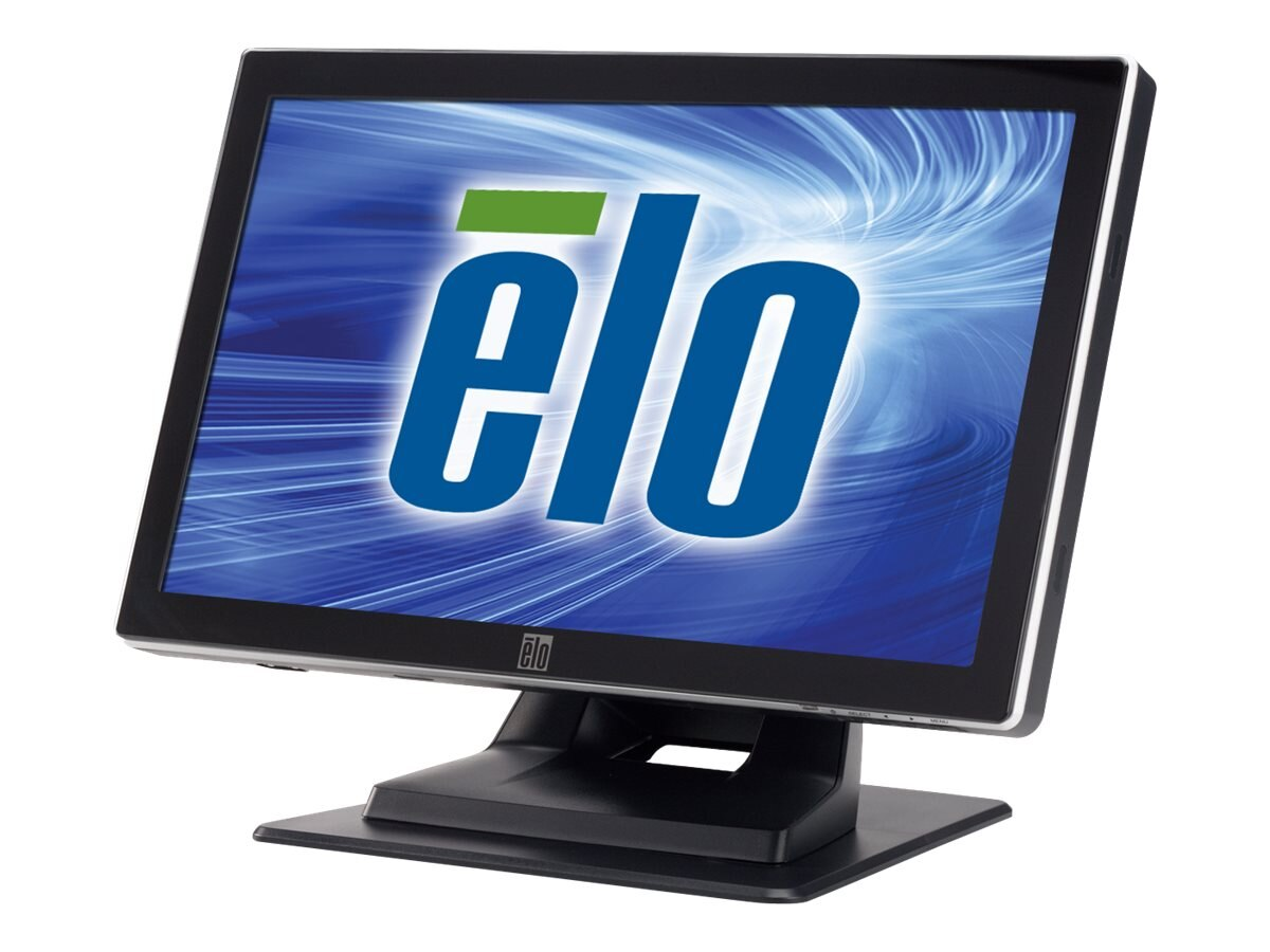 ELO Touch Solutions 19 1919L Desktop Touchmonitor AccuTouch USB Serial Anti-glare, Black, E760102, 12723193, Monitors - LCD