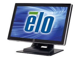 ELO Touch Solutions 19 1919L Desktop Touchmonitor AccuTouch USB Serial Anti-glare, Black, E760102, 12723193, Monitors - Touchscreen