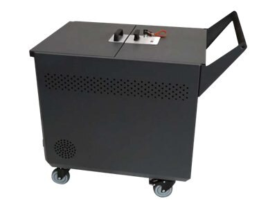 Datamation Charge and Sync Cart for the iPad, 32-Unit