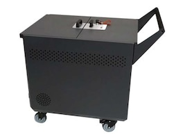 Datamation Charge and Sync Cart for the iPad, 32-Unit, DS-MINI-IPCS-32U, 15906999, Computer Carts
