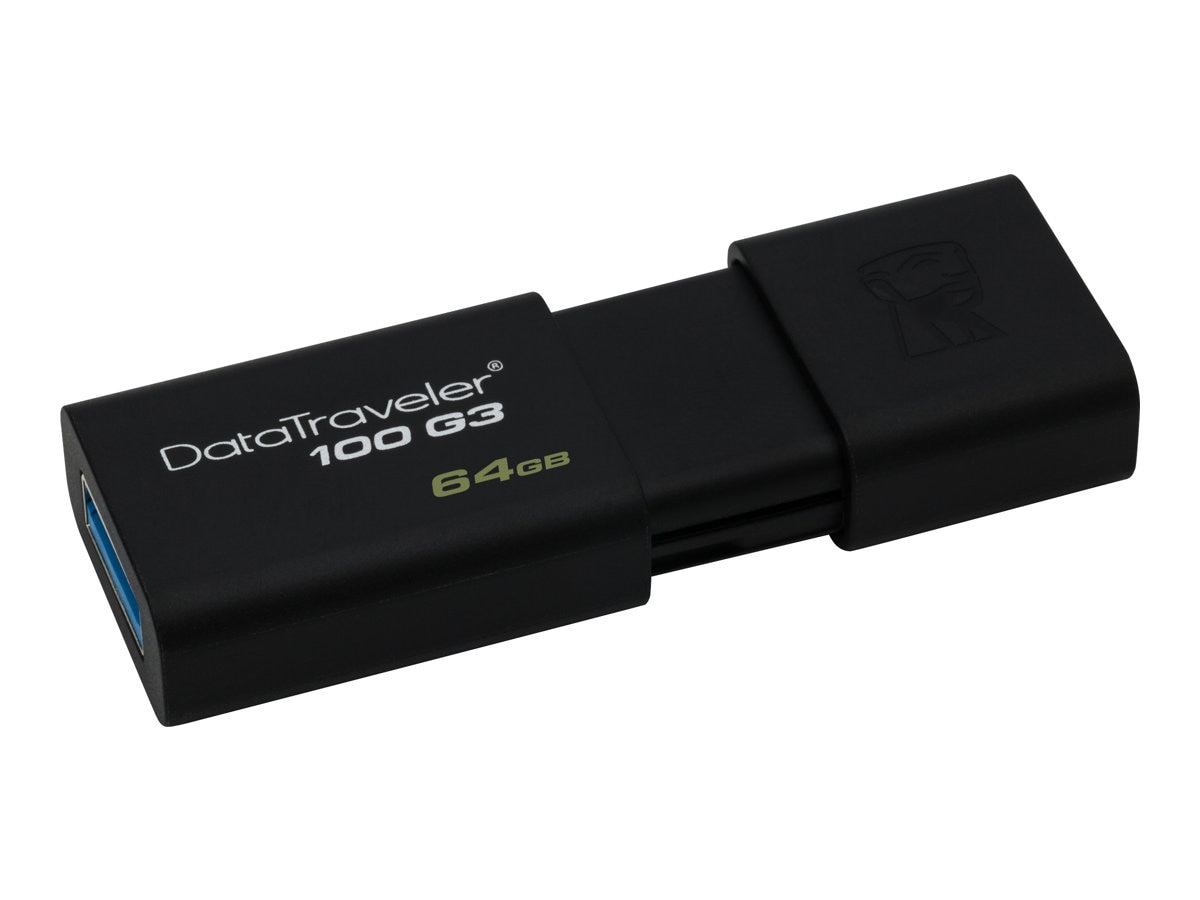 Kingston DT100G3/64GB Image 4