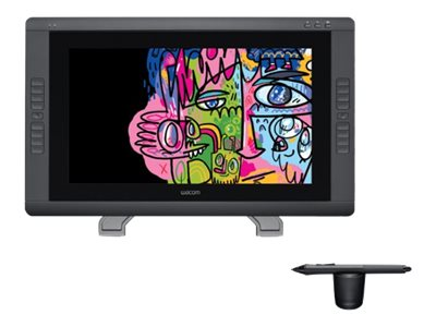 Wacom Cintiq 22HD Touch Interactive Pen Display, DTH2200, 15691182, Graphics Tablets