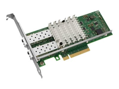 Cisco Intel Dual Port 10 GBE-Ethernet X520 Server Adapter, N2XX-AIPCI01=, 12074218, Network Adapters & NICs
