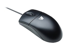 V7 3-Button PS 2 Optical Mouse, M30P20-7N, 10344851, Mice & Cursor Control Devices
