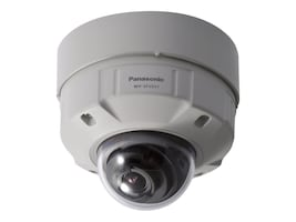 Panasonic Super Dynamic Full HD Vandal Resistant Outdoor Dome Camera, WV-SFV531, 32327542, Cameras - Security
