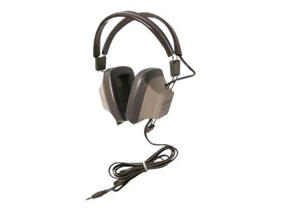 Califone Explorer Binaural Stereo Headphone, EH-3S, 31472991, Headphones