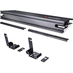 APC Ceiling Panel Mounting Rail - 600mm (23.6), ACDC2001, 16003610, Rack Cooling Systems