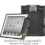 Infinite Rugged Case for Infinea Tab2, Red Black, CS-TR R/BK, 16097214, Carrying Cases - Tablets & eReaders