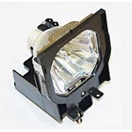 Ereplacements Replacement Lamp for LU77, LX100, PLC UF15, PLC XF42, PLC XF45
