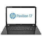HP Pavilion 17-E035NR 2GHz A6 Series 17.3in display, E5W11UA#ABA, 16148712, Notebooks