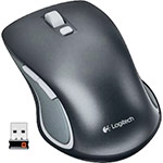 Logitech M560 Wireless Mouse for Windows 7 8, Black, 910-003880, 16155808, Mice & Cursor Control Devices