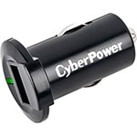 CyberPower uTravel USB Charger, DC Plug, 1 Amp USB Charge Technology, Compact Design