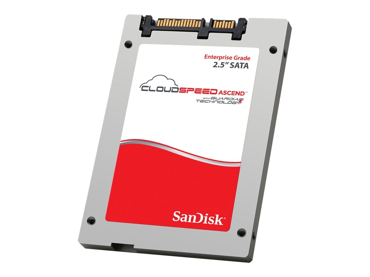 SanDisk 120GB CloudSpeed Ascend SATA 2.5 7mm Internal Solid State Drive, SDLFOEAR-120G-1HA1