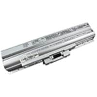 Arclyte Battery Performance-Lithium Li-Ion 11.1V 5200mAh 6-cell for Sony Vaio, Silver, N00458R1, 16205431, Batteries - Notebook