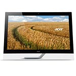 Acer 27 T272HUL bmidpcz LED-LCD Touchscreen Monitor, Black