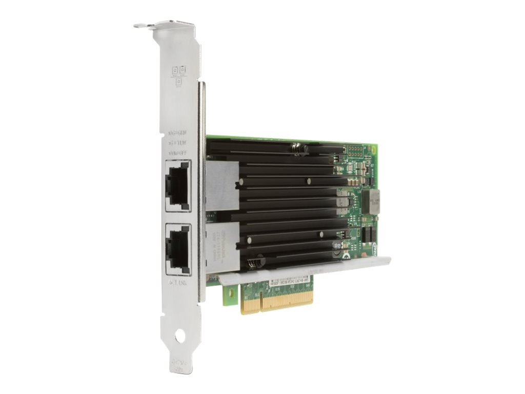 HP Intel X540-T2 10GbE 2-Port Adapter, K4T75AA
