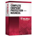 McAfee Acad. Govt. Complete EndPoint Protection for Business Perp Lic w 1-Year Gold Support (101-250 Users)