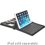Kensington KeyFolio Executive Zipper Folio with Keyboard for iPad Air, K97009US, 16250717, Keyboards & Keypads