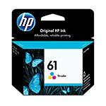 HP 61 TRi-Color Ink Cartridges (5-pack)