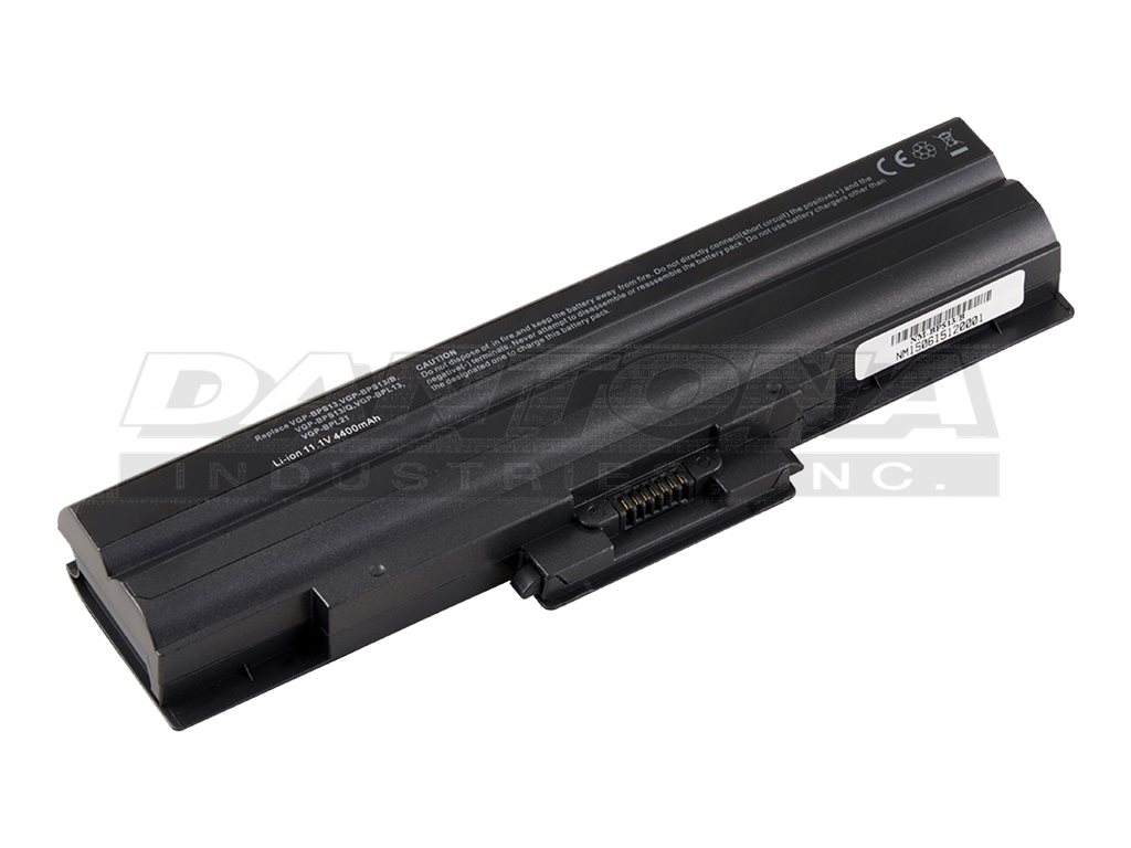 Denaq Replacement Battery for Sony VGP-BPS13