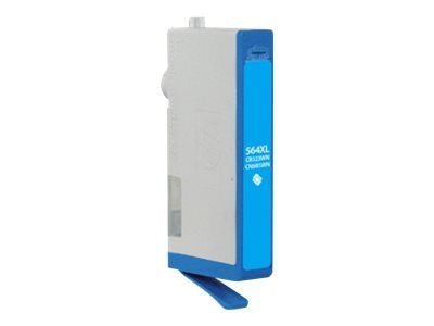 West Point 564XL Cyan Ink Cartridge for HP