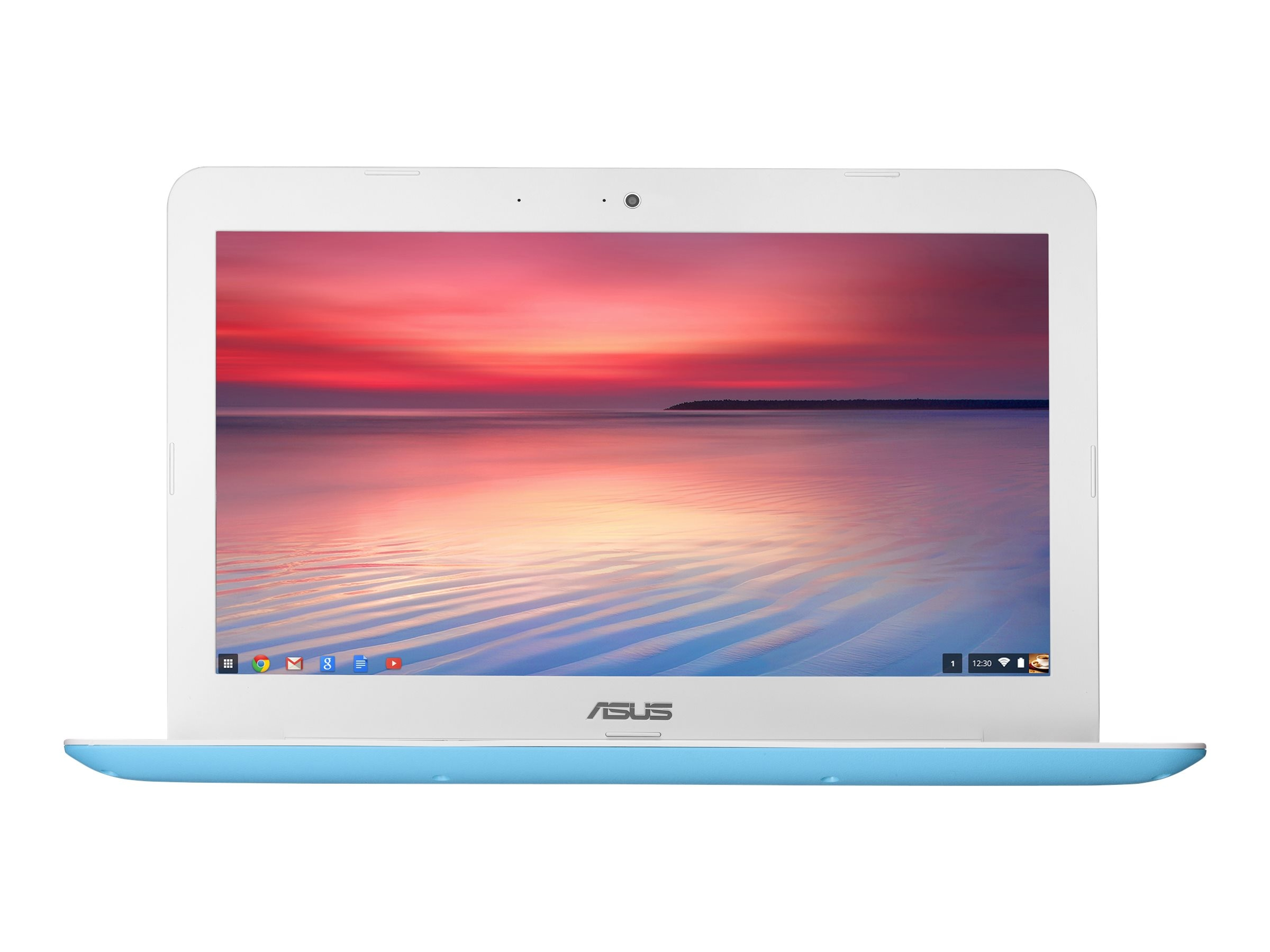 Asus C300SA Notebook PC Celeron N3060 4GB 16GB 13.3 HD Light Blue, C300SA-DS02-LB