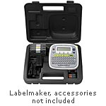 Brother Protective Carrying Case for P-Touch PT-1400, PT-1650, CCD200, 16397410, Carrying Cases - Other