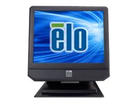 Open Box ELO Touch Solutions 15B3 15 Std LCD H61 w  RAID M B Fan i3-3220 Accutouch Win 7 Pro, Gray