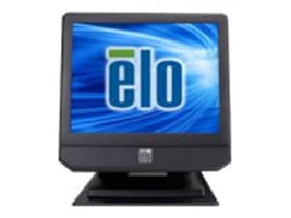 ELO Touch Solutions B-Series AIO Core i3-3220 3.3GHz 2GB 320GB GbE 15 LCD W7P64, Dark Gray, E406366, 16067189, Desktops - All-in-One