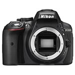 Nikon D5300 DX-Format Digital SLR Body only - Black, 1519, 16466948, Cameras - Digital - SLR