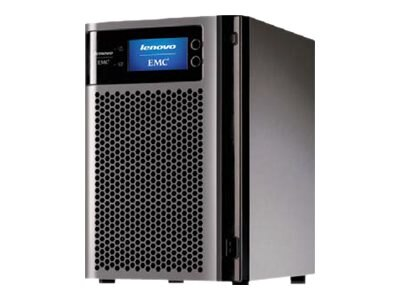 Lenovo Storage 6TB px6-300d Network Storage, 70CH9001NA, 16199229, Network Attached Storage