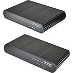 StarTech.com USB HDMI over Cat5e 6 KVM Console Extender w  1920x1200 Uncompressed Video, Up to 330ft