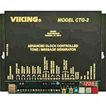 Viking Advanced Clock-Controlled Tone Message Generator, CTG-2, 16580901, Premise Wiring Equipment