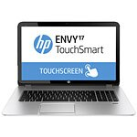 HP Envy TouchSmart 17-j130us Core i7-4700MQ 2.4GHz 12GB 1TB DVD SM ac BT WC FR 6C 17.3 HD+ MT W8.1, E8A04UA#ABA, 16595176, Notebooks
