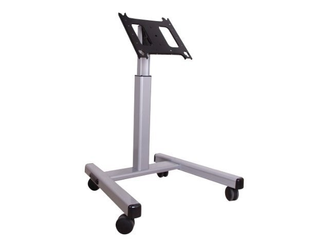 Chief Manufacturing Large Confidence Monitor Cart 3' to 4', PFMUS, 15695896, Stands & Mounts - AV