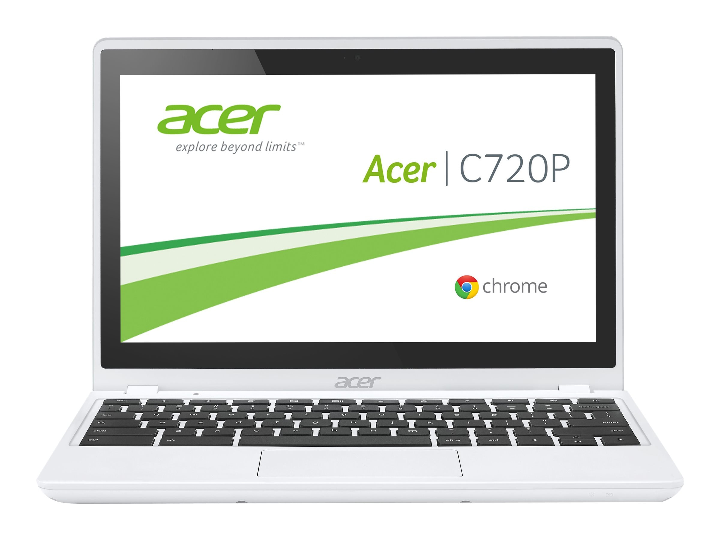 Acer Chromebook C720P-2457 1.4GHz Celeron 11.6in display, NX.MKEAA.005