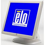 ELO Touch Solutions 19 1928L LCD Touchscreen Monitor, Beige