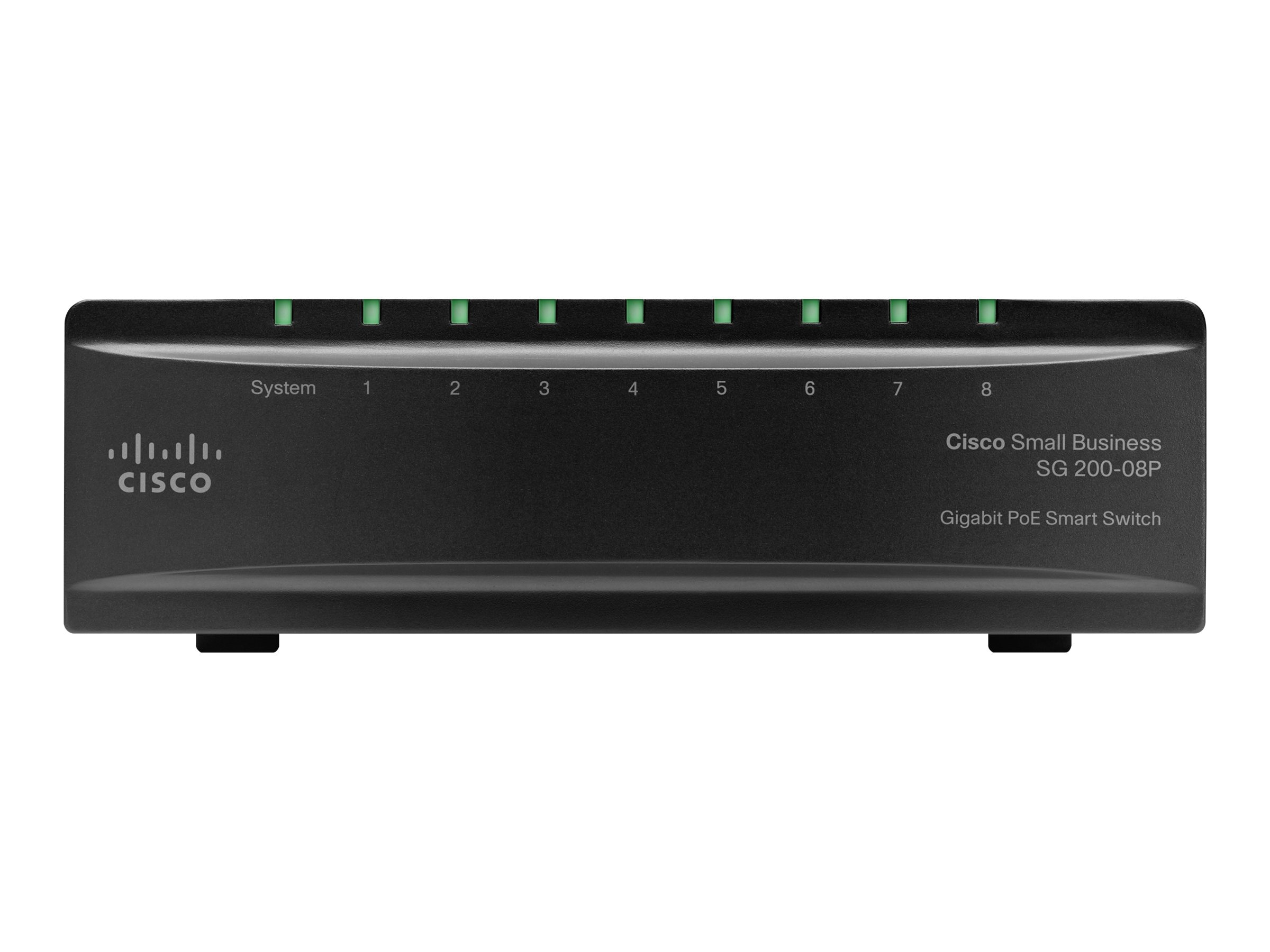 Cisco SLM2008PT-UK Image 2