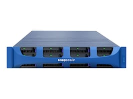 Overland SNAPSCALE X2 2X10GBE RJ45+     PERP2X10GBE SPF+NODE 24TB 12X2TB NL-SAS, X2-RS-12X02, 18481720, Network Attached Storage