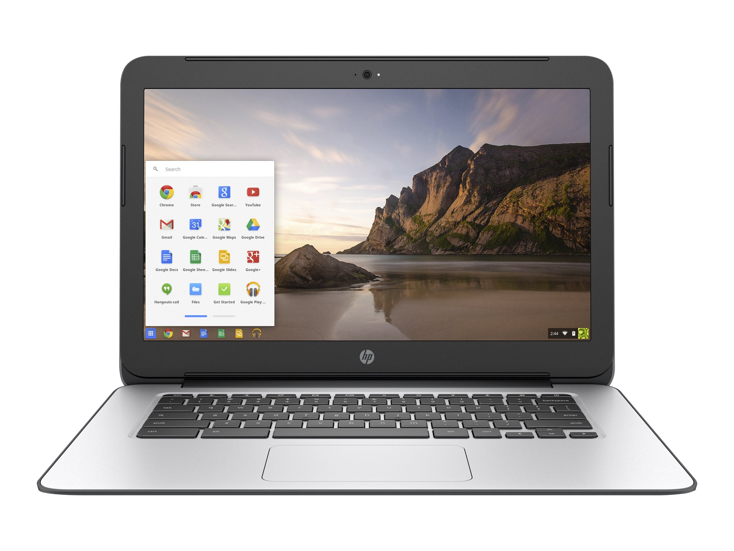 HP Chromebook 14 G4 2.16GHz Celeron 14in display, T4M32UT#ABA