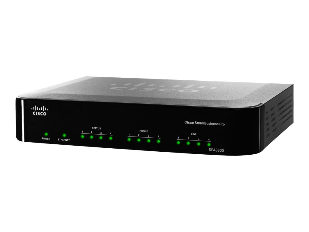 Cisco IP Telephony Gateway with 4 FX