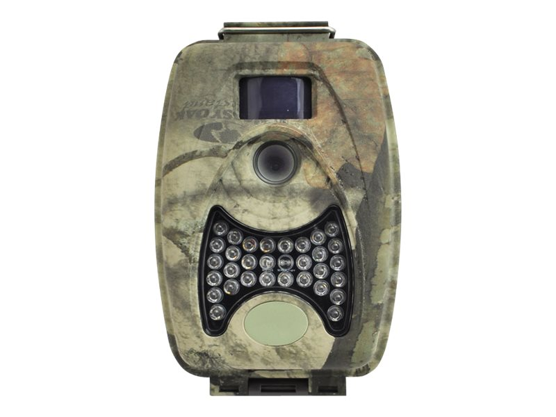 Pyle Water Resistant Wild Game Trail Scouting Camera with Infrared Night Vision, PHTCM28