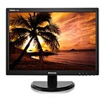 Scratch & Dent Lenovo 18.5 E1922 LED-LCD Monitor, Black, 60B8AAR6US, 31446064, Monitors - LED-LCD